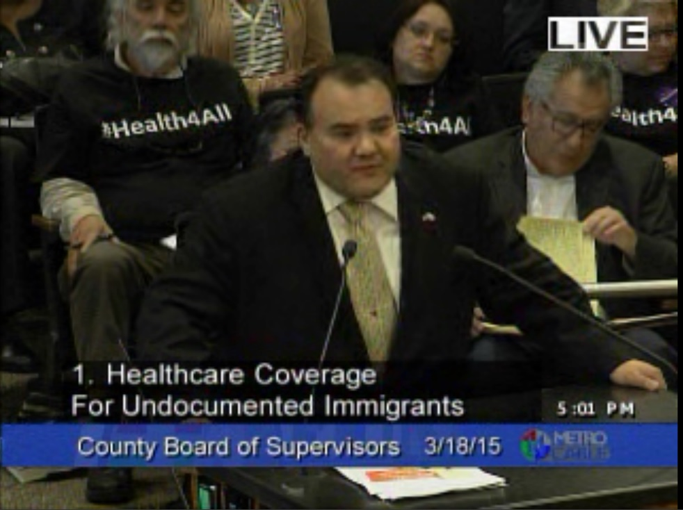 Sac County Testimony 3-18-15 for United Latinos 3